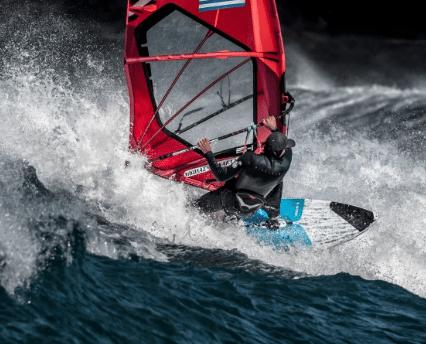Der Kick des Wellenreitens